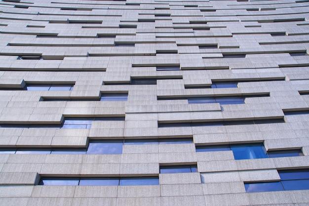 近代的な建物のファサード