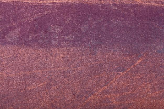 紫の色と抽象芸術の背景濃い赤
