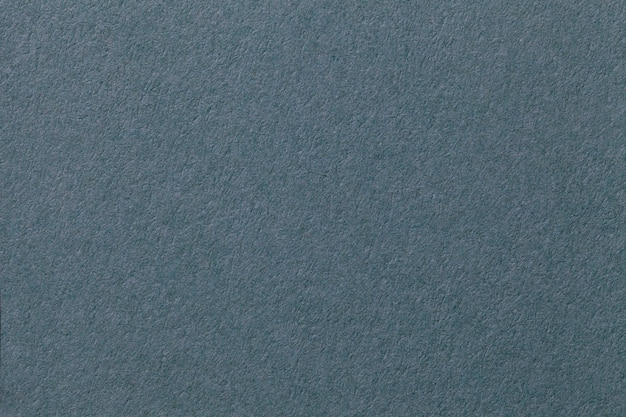 青い古い紙の背景、厚い段ボール、