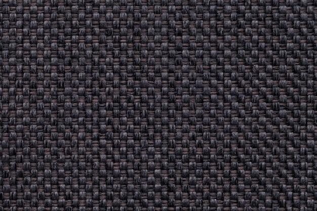 市松模様の繊維表面