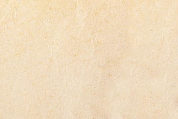 Текстура бежевой старой бумаги