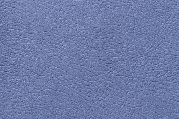 水色の革テクスチャ背景