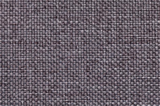 編みこみの市松模様と灰色の背景