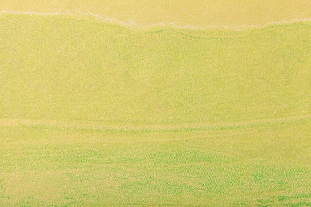 抽象芸術の背景の緑の色。キャンバスに多色塗装。