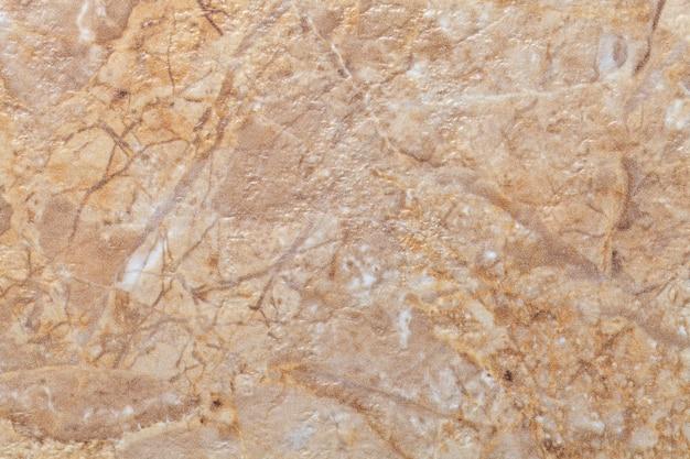 Текстура светло-коричневого мрамора с рисунком