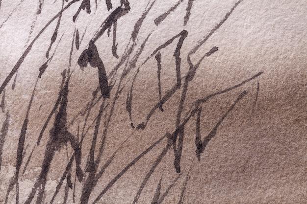 Абстрактное искусство фон светло-коричневого цвета