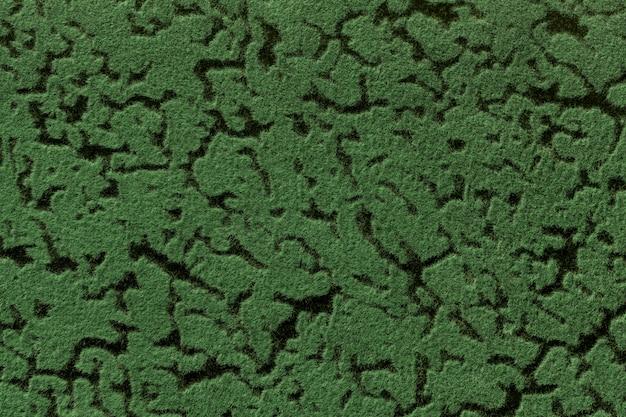 Зеленый фон из мягкой текстильной обивки