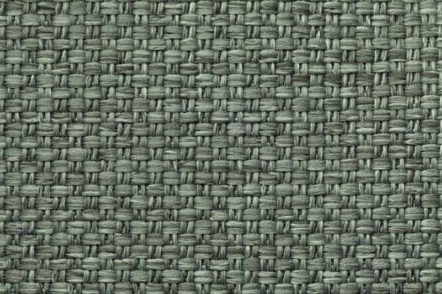 市松模様の緑の繊維の背景