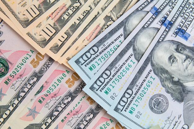 アメリカアメリカドル紙幣
