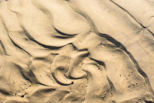 砂のテクスチャは黄色です。