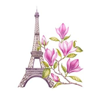 パリのメモリカード。