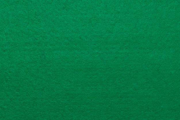 緑のフェルト、壁、テクスチャ