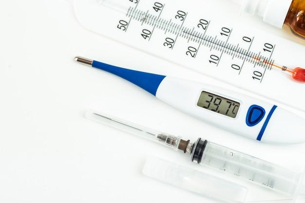 風邪やインフルエンザの治療