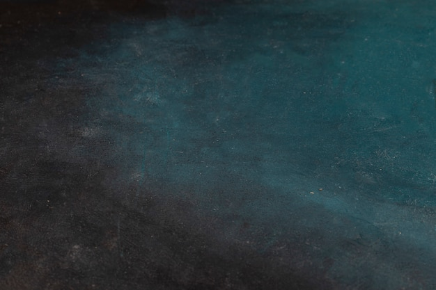 暗いと青のグラデーションマットの背景。