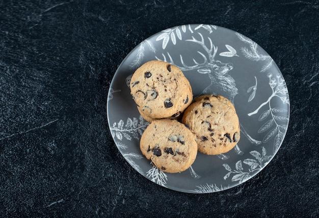 チョコレートチップ入りクッキー