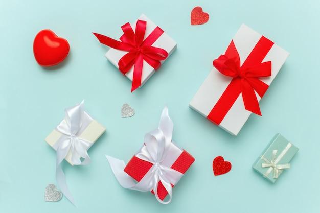 バレンタインデーの贈り物と心