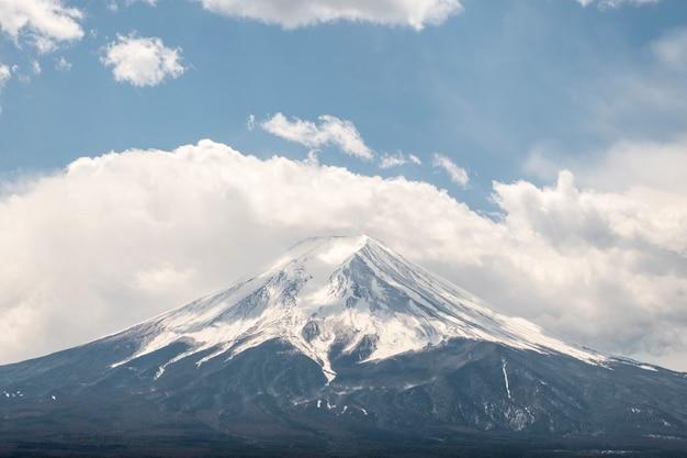 富士山、日本