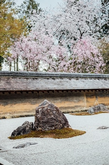 日本の禅ガーデン