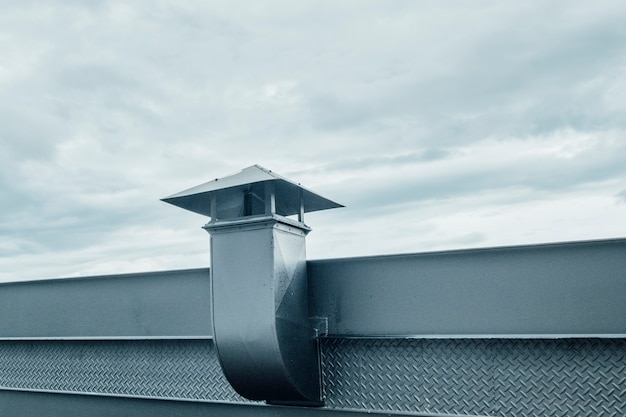 金属製煙突