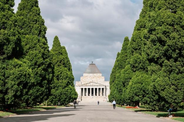 追悼の神社