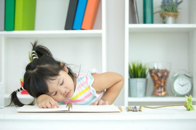 子供は学習に興味がありません。