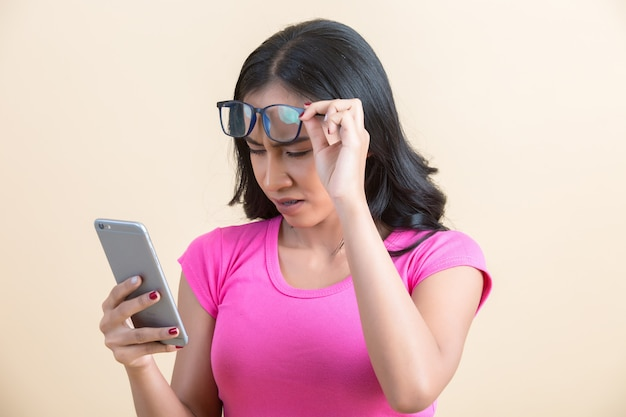 Проблемы с глазами, такие как близорукие