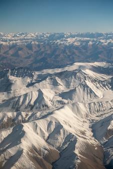 インドの山