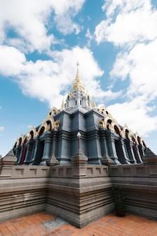 Тайский северный храм