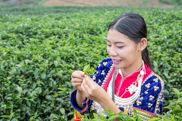 Сельское хозяйство горных племен