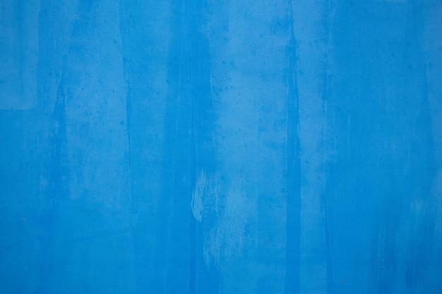古い水色の壁テクスチャ背景。