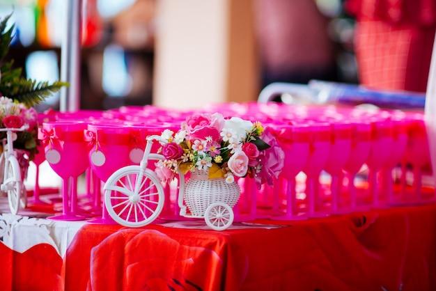 コンセプトレズビアンの結婚式