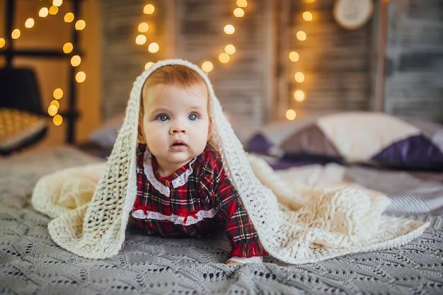 Младенческая девушка