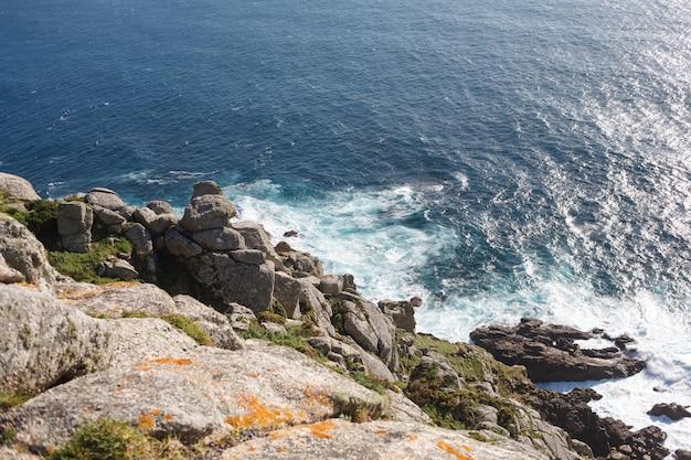 フィニステレ岬の美しい風景。