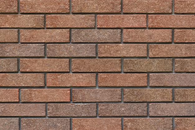 Декоративная облицовка или покрытие кирпичной стены забором фон