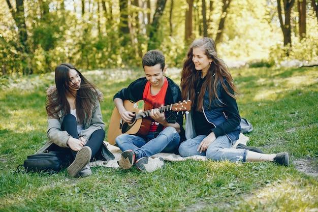 ギターの友達