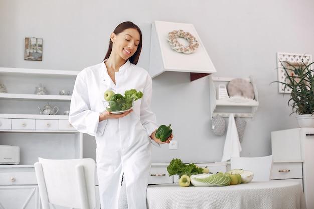 野菜と台所の医者
