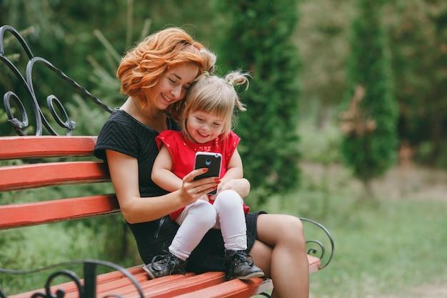 子供時代の幼児の葉の女性の健康
