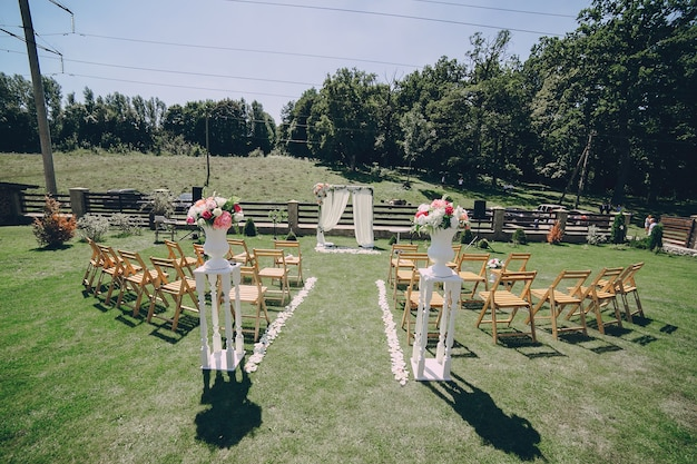 Место свадьбы