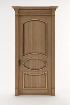 ドアとドアノブ