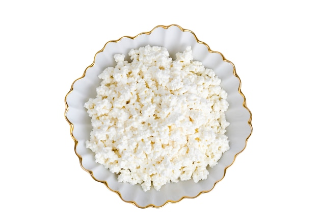 自家製カッテージチーズ、乳製品