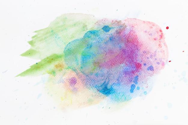 Пятно цвета