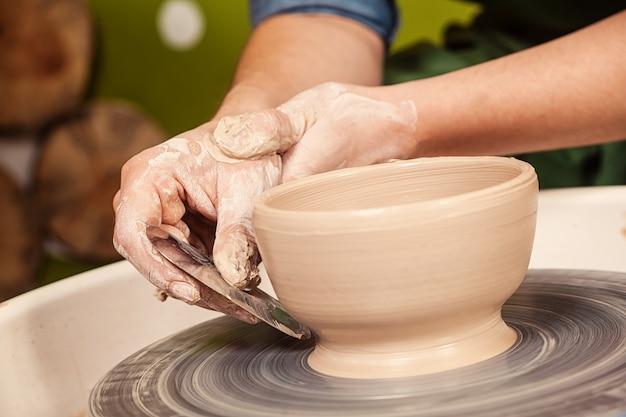 陶芸家が教える