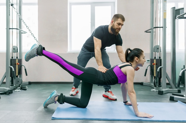 キネシス技術、運動療法、健康的なライフスタイル