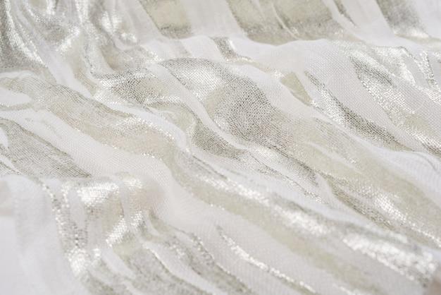 Натуральная ткань белья. вретище текстурированное.