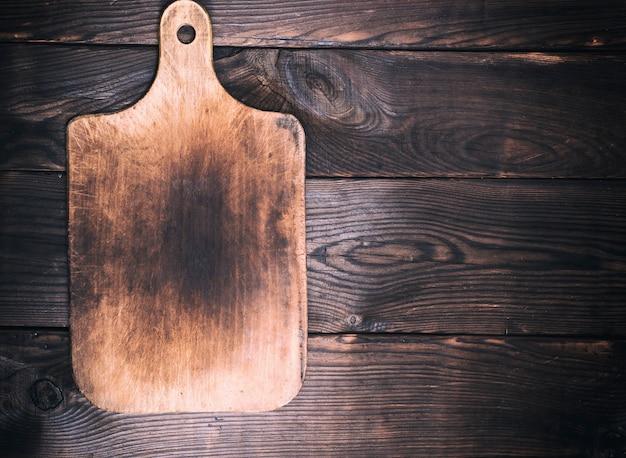 木製キッチンまな板