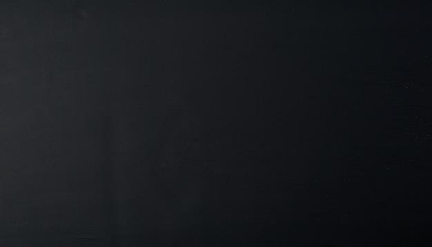 新しい黒チョークボードの背景