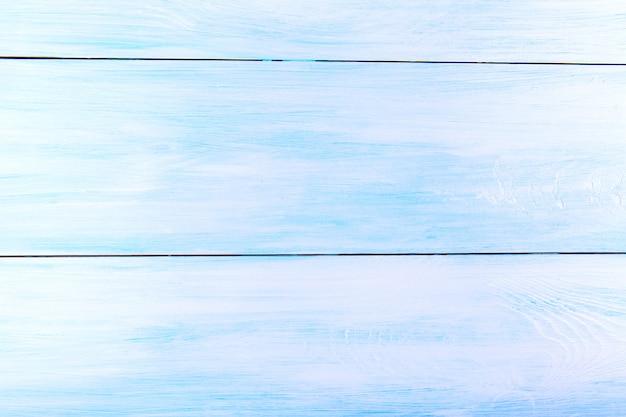 Деревянный фон модного синего цвета