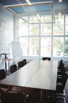 Бизнес-конференц-зал в офисе