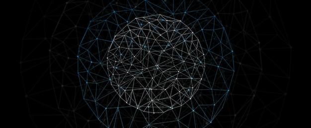 現代のデジタルデータネットワーク