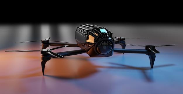 Современный дрон